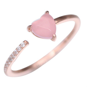 Ring, Is The Sublimation Of Feelings, Is The Lover's Company