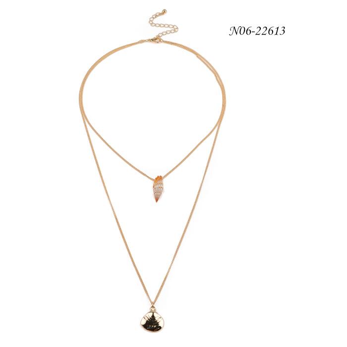 crystal pendants necklace