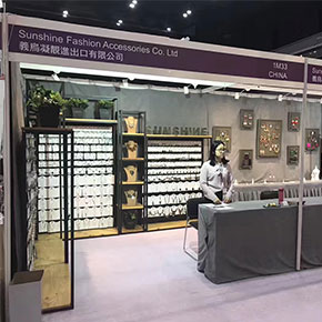 Global Sources Fashion Accessories& Footwear show