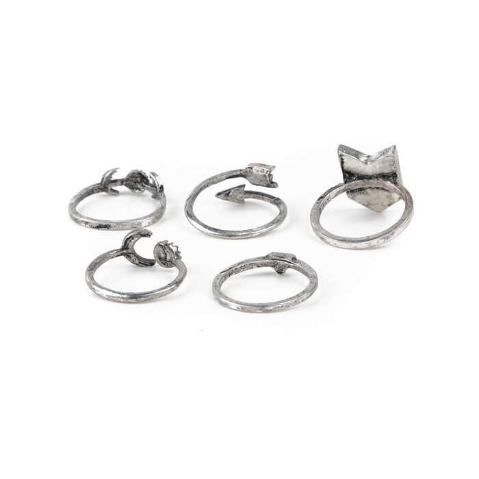 cultured pearl rings Set R06-9297
