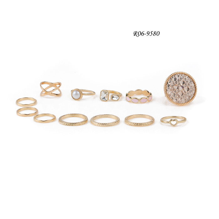 stainless steel rings R06-9580