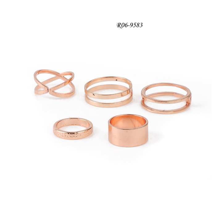 fashion ring sets R06-9583