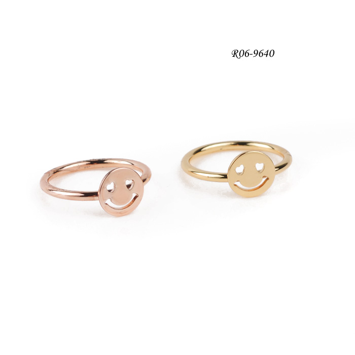 Simple Design Ring Set R06-9640