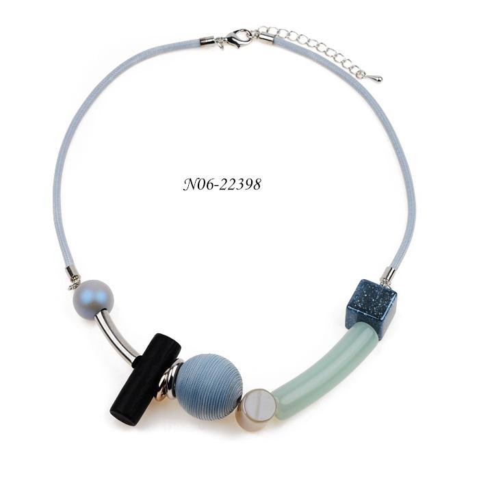 OEM Modern Design Beads Statement Jewelry N06-22398