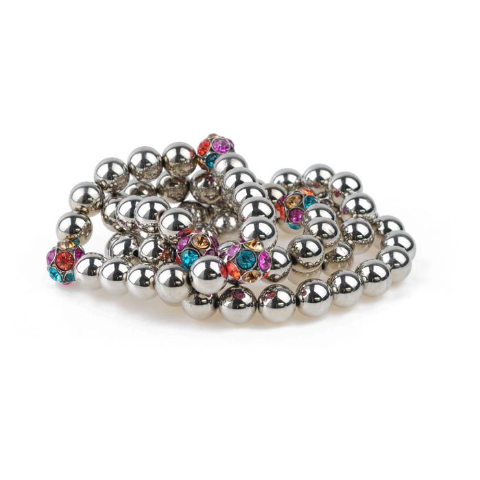 metal alloy bracelets HC06-11302