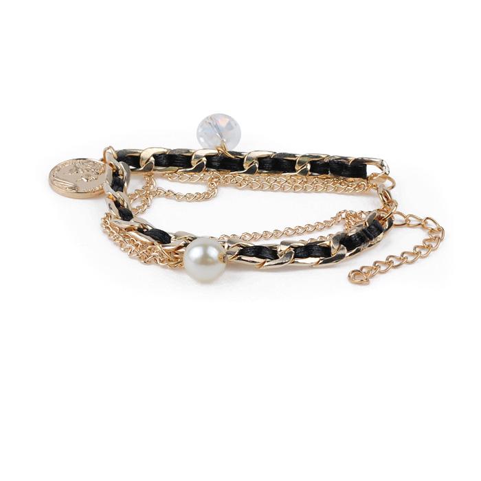 Natural Stone  Beaded Bracelet Jewelry HC06-11928