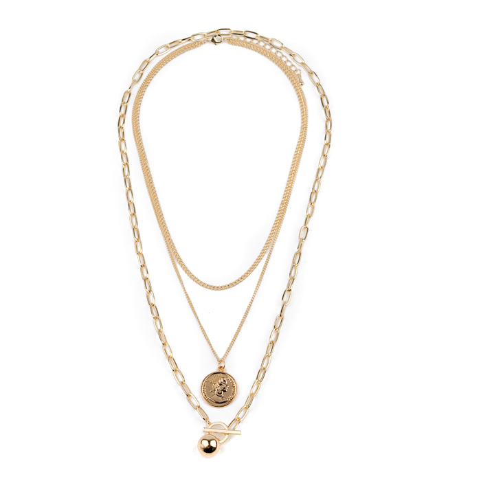 Chain Necklaces N06-22454