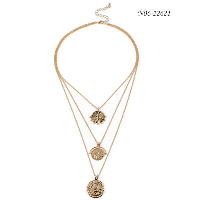 chain pendant necklace factory N06-22621