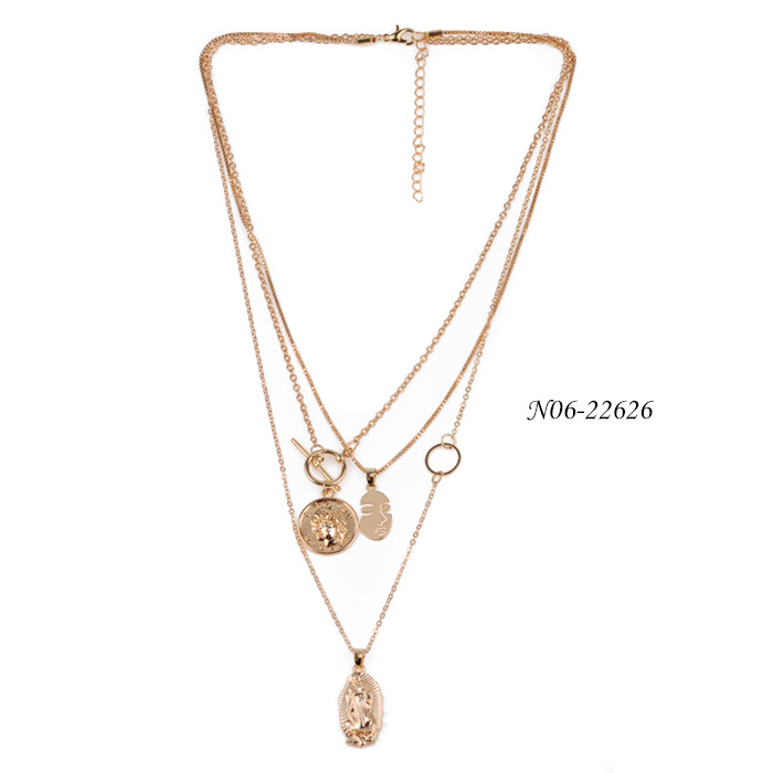Pendant Necklaces N06-22626
