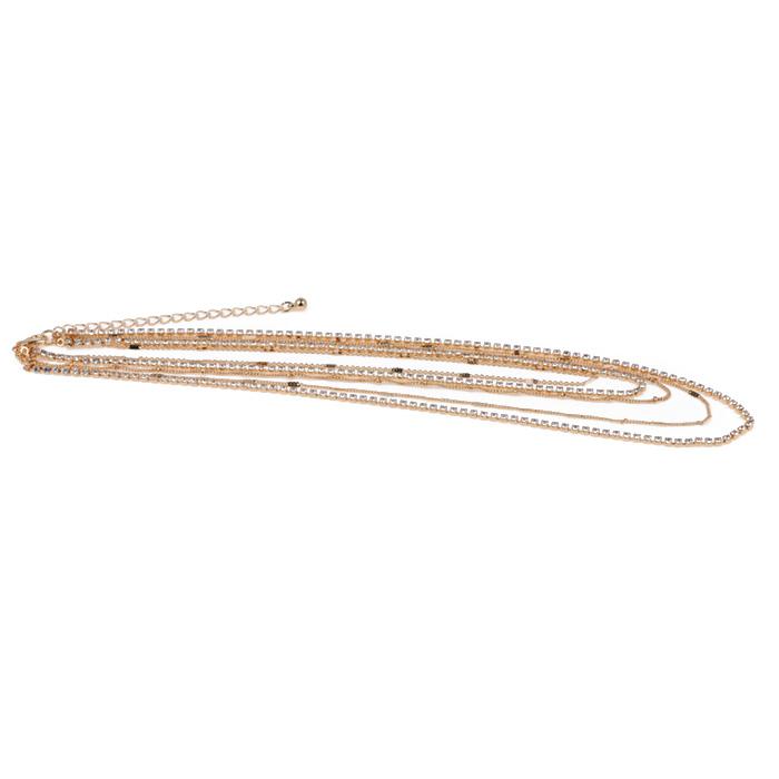 China Fashion Statement Necklace N06-22585