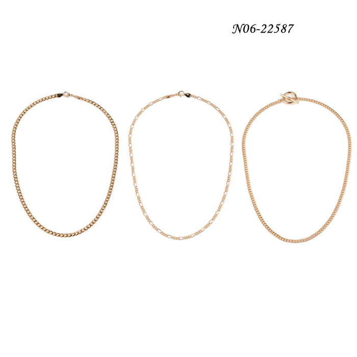 Charm Necklaces N06-22587