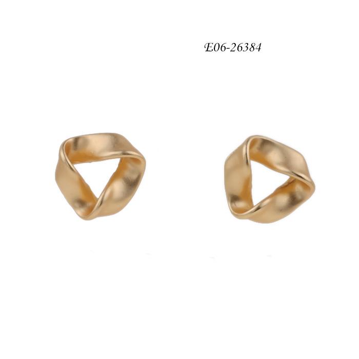 crystal drop earrings E06-26384