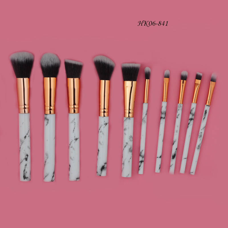 Makeup brush set HK06-841