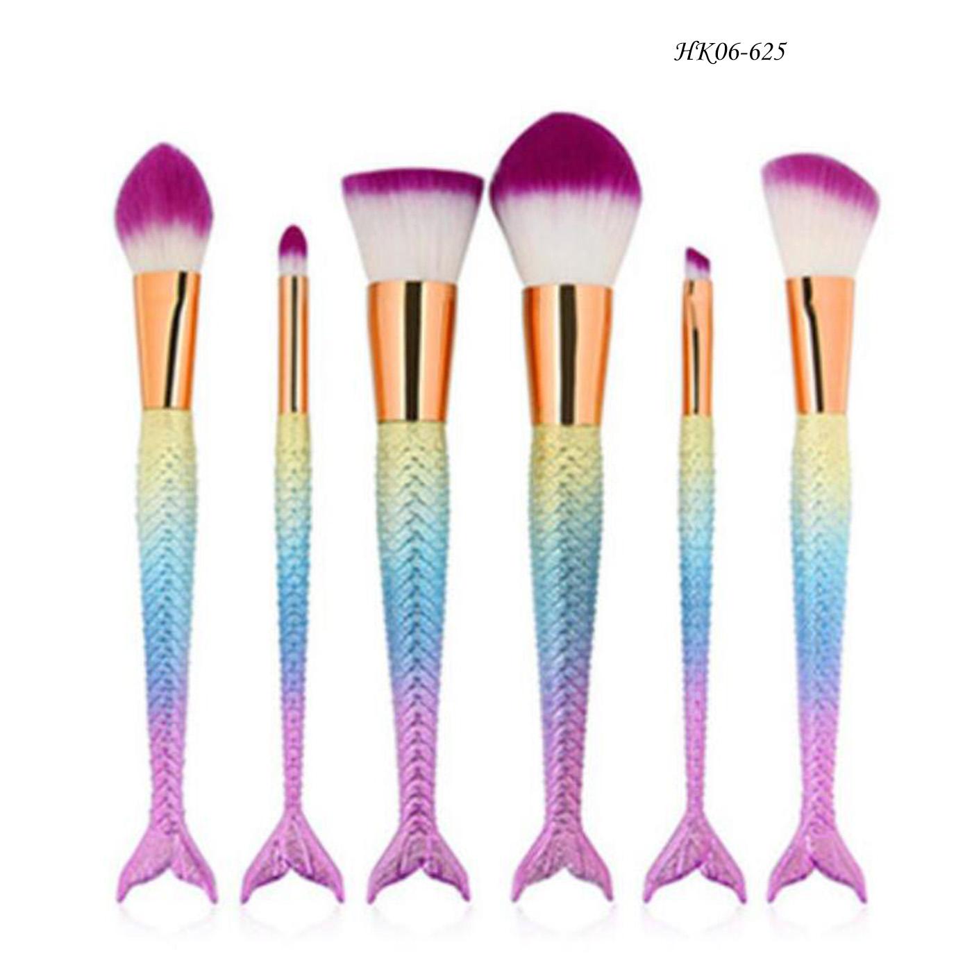 Makeup brush set HK06-625